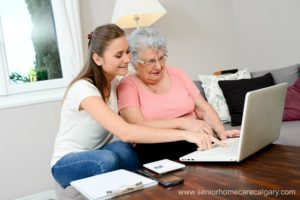 Staying Connected: Seniors & Social Media