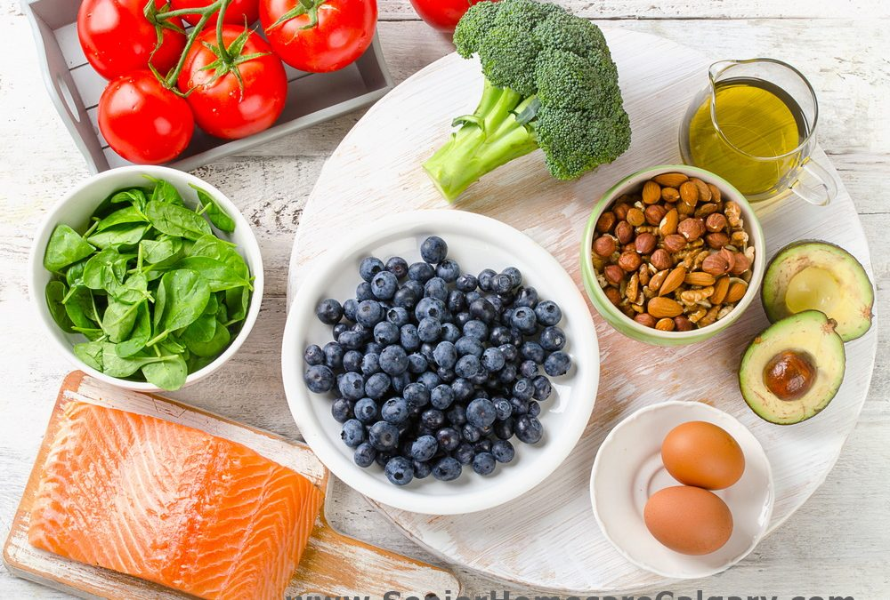 7 Cognitive Function Superfoods