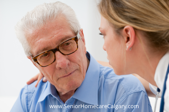 Recognizing The Signs Of Depression In The Elderly