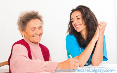 Caring For Seniors with Physical Limitations