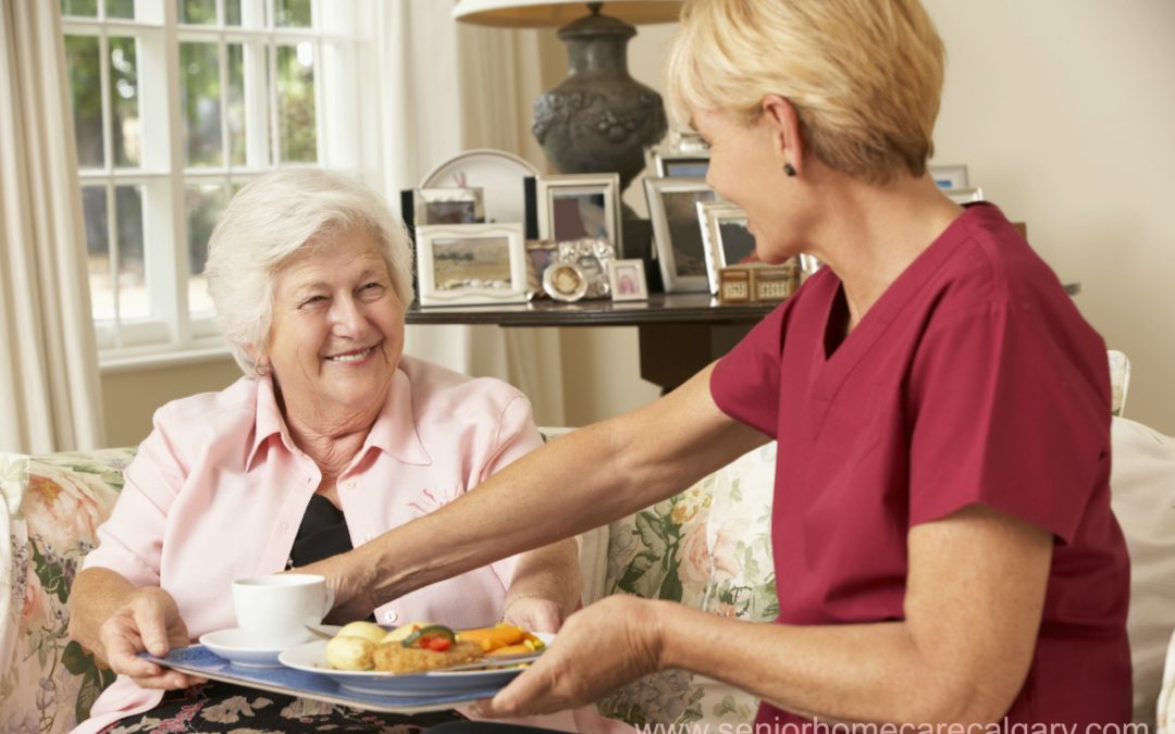 Food and Nutrition:  Keeping Seniors Healthy