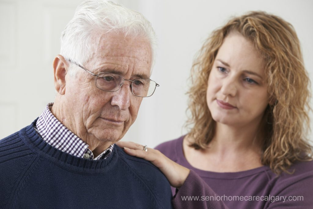 Aging Parent Recently Diagnosed with a Chronic Illness