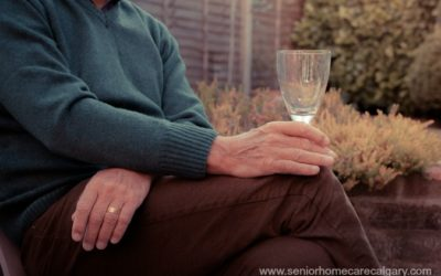 Seniors & Alcohol:  Should Family Members Worry?