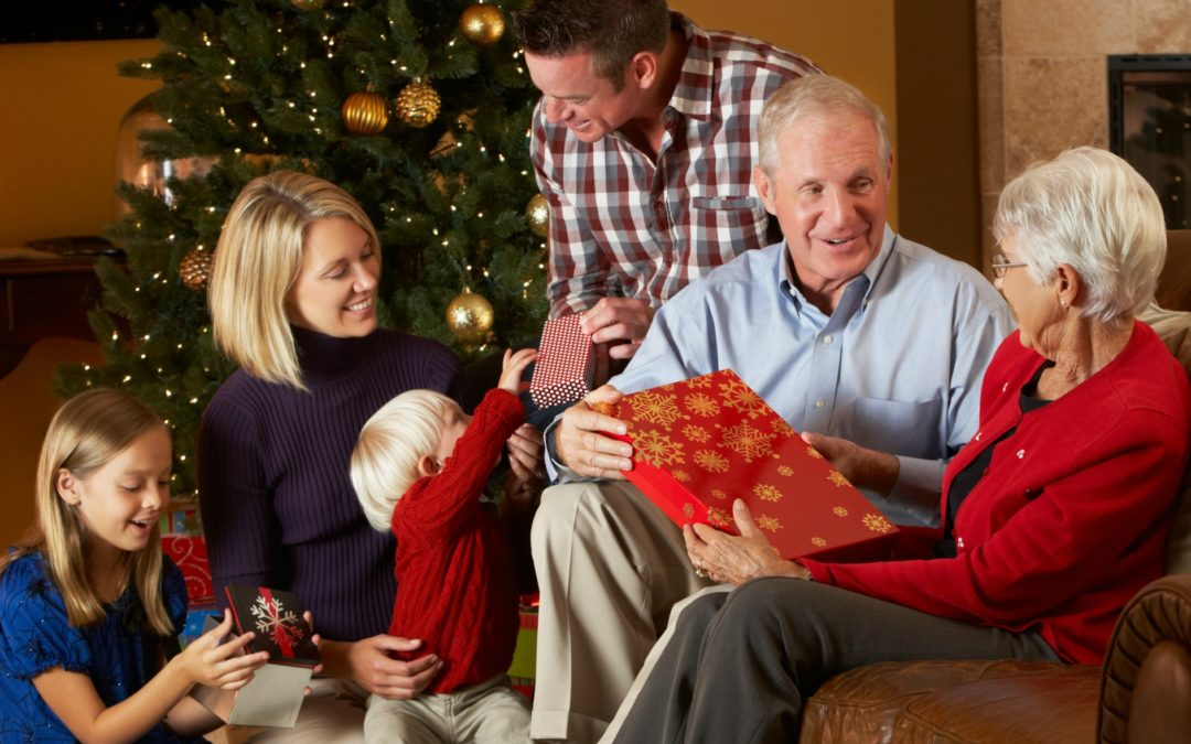 holiday shopping best gift ideas for seniors