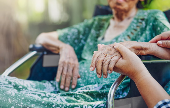 Seniors Living With Arthritis