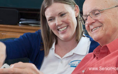 How To Help An Elderly Parent Accept And Ease Into Home Care Services